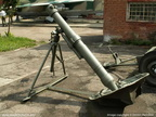 120-мм миномет • 120-mm mortar
